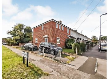 Durlston Road, Millbrook, Southampton SO16. 3 bed end terrace house