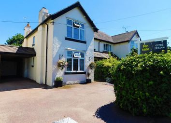 Thumbnail 3 bed semi-detached house for sale in Old Croft Road, Walton On The Hill, Stafford