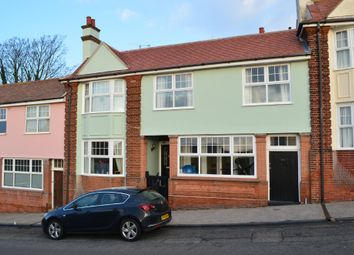 5 bed terraced house for sale in South Hill, Felixstowe IP11