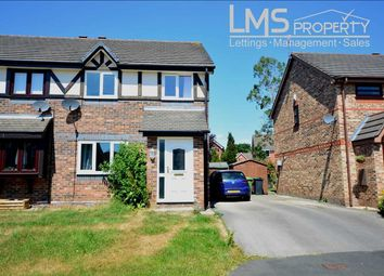 Thumbnail 3 bed semi-detached house to rent in Brackenfield Way, Winsford