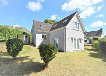 Thumbnail 4 bed detached house for sale in Marlborough Grove, Falmouth