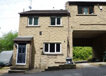 Thumbnail 3 bedroom town house for sale in Factory Lane, Milnsbidge, Huddersfield