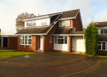 Thumbnail 4 bed detached house to rent in Amber Heights, Ripley