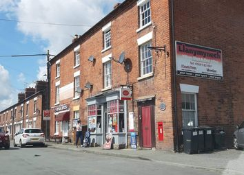 Thumbnail Retail premises for sale in High Street, Llanynech