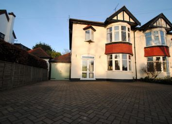 Thumbnail 3 bedroom semi-detached house for sale in Victoria Avenue, Southend-On-Sea