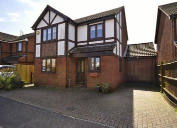 Thumbnail 4 bed detached house to rent in Tudor Manor Gardens, Watford