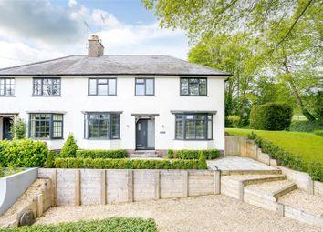 Thumbnail 4 bed semi-detached house for sale in West Langton Road, West Langton, Market Harborough