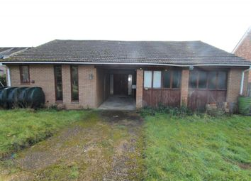Thumbnail 4 bedroom bungalow to rent in East Drive, Highfields Caldecote, Cambridge