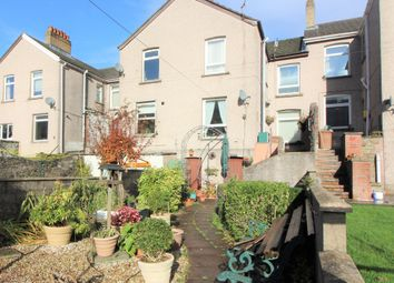 Thumbnail 3 bed terraced house for sale in New Road, Ynysddu, Newport