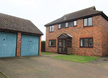 Kings Pond Close, Dunton, Biggleswade SG18. 4 bed detached house for sale