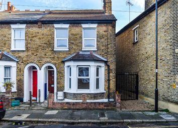 Thumbnail 3 bed end terrace house for sale in Clairville Gardens, London