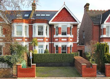Thumbnail 1 bed flat for sale in Twyford Avenue, London