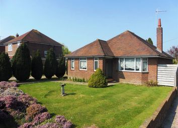 Thumbnail 2 bed detached bungalow for sale in Meadows Road, Willingdon, Eastbourne