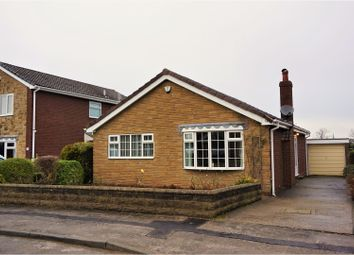 Thumbnail 2 bed detached bungalow to rent in Netherley Brow, Ossett