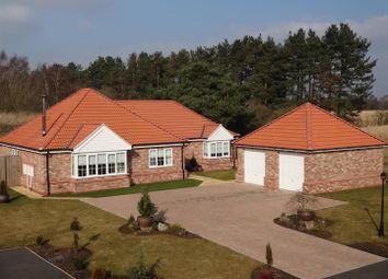 Thumbnail 3 bed detached bungalow for sale in Tower Drive, Woodhall Spa