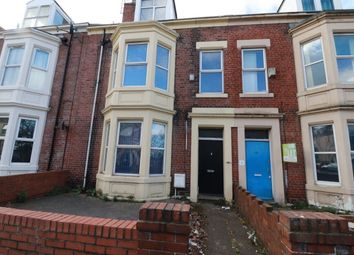 Thumbnail 2 bed flat to rent in Brighton Grove, Newcastle Upon Tyne