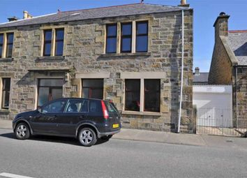 Thumbnail 2 bed flat to rent in Grant Street, Burghead, Elgin