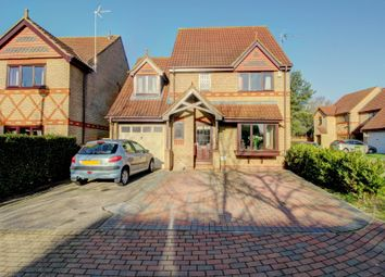 Thumbnail 4 bedroom detached house for sale in Pennyroyal, Walnut Tree, Milton Keynes