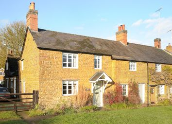 Thumbnail 4 bedroom cottage to rent in The Green, Warmington, Banbury