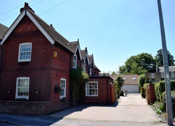 Thumbnail 3 bedroom semi-detached house for sale in Lecole Walk, High Street, Botley, Southampton