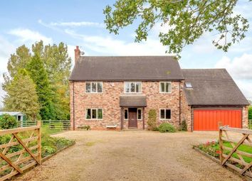 Thumbnail 5 bed detached house for sale in Allostock, Knutsford, Cheshire