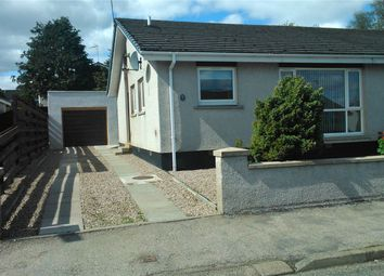Thumbnail 2 bedroom semi-detached bungalow to rent in Hillside, Pitmedden, Ellon, Aberdeenshire