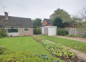 Thumbnail 2 bedroom semi-detached bungalow for sale in Blake Road, Stapleford, Nottingham