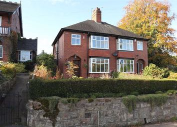 Thumbnail 3 bed semi-detached house for sale in Brook Lane, Endon, Stoke-On-Trent
