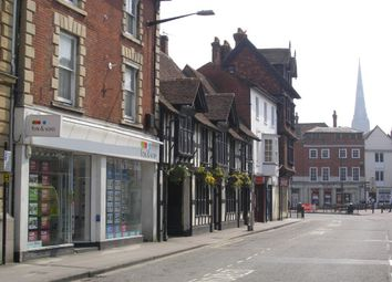 Thumbnail 1 bed property to rent in Castle Street, Salisbury, Wiltshire