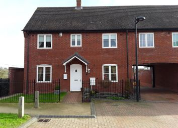Thumbnail 3 bed terraced house for sale in Stocking Park Road, Lightmoor, Telford