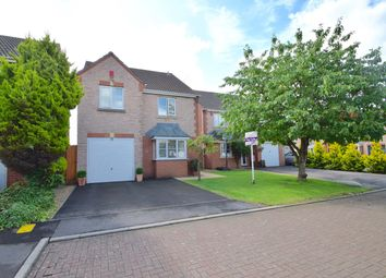 Thumbnail 4 bedroom detached house for sale in Turnpike Close, Yate, Bristol