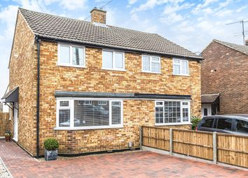 Thumbnail 2 bed semi-detached house for sale in Lyall Close, Flitwick