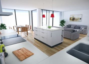 Thumbnail 1 bed flat for sale in Salford City Centre Apartments, Ordsall Lane, Manchester