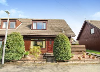 Thumbnail 3 bedroom semi-detached house for sale in Kembhill Park, Inverurie