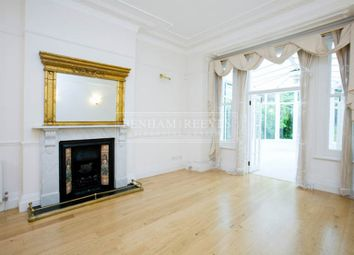 Thumbnail 3 bed flat to rent in Downside Crescent, Hampstead
