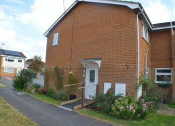 Thumbnail 1 bedroom flat to rent in Stadmoor Court, Chellaston, Derby