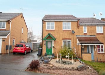 3 bed semi-detached house for sale in Bracken Road, Shirebrook, Mansfield, Derbyshire NG20