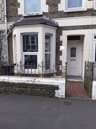 Thumbnail 1 bed flat to rent in Alfred Street, Roath, Cardiff