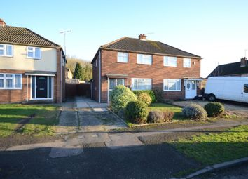 Thumbnail 2 bedroom semi-detached house for sale in Woodside Way, Reading