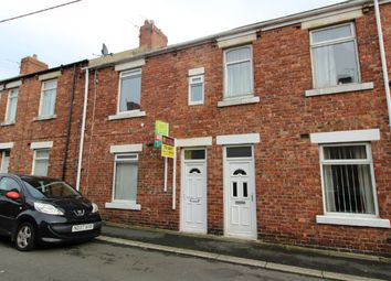 Thumbnail 3 bedroom terraced house to rent in Parmeter Street, South Moor, Stanley Co Durham