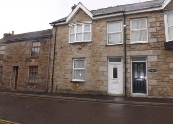 Thumbnail 3 bed terraced house for sale in Vyvyan Street, Camborne
