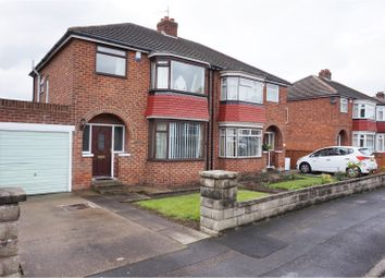 Thumbnail 3 bed semi-detached house for sale in Canberra Road, Marton, Middlesbrough