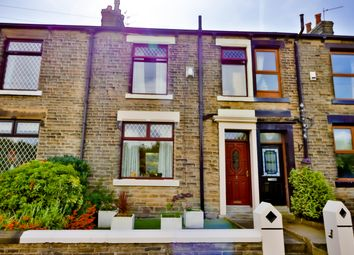 Thumbnail 2 bed terraced house for sale in Hollingworth Road, Littleborough