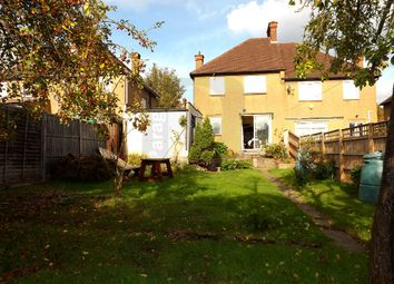 Thumbnail 3 bedroom semi-detached house for sale in Lavender Avenue, London, Greater London