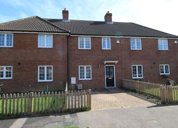 Thumbnail 3 bed terraced house for sale in Chaucer Road, Elvington, Dover