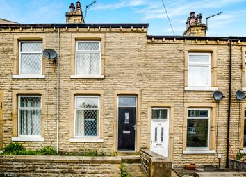 Thumbnail 2 bed terraced house for sale in Lightcliffe Road, Crosland Moor, Huddersfield