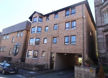Thumbnail 2 bed flat for sale in Tower Gardens, Gourock
