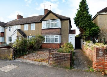 Thumbnail 3 bed end terrace house for sale in Shirley Avenue, Reading
