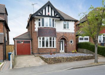 Thumbnail 3 bed detached house for sale in Malvern Road, West Bridgford, Nottingham