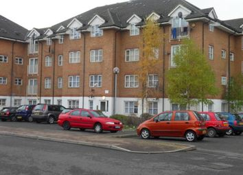 Thumbnail 1 bed flat to rent in Conifer Court, Bluebell Way, Ilford